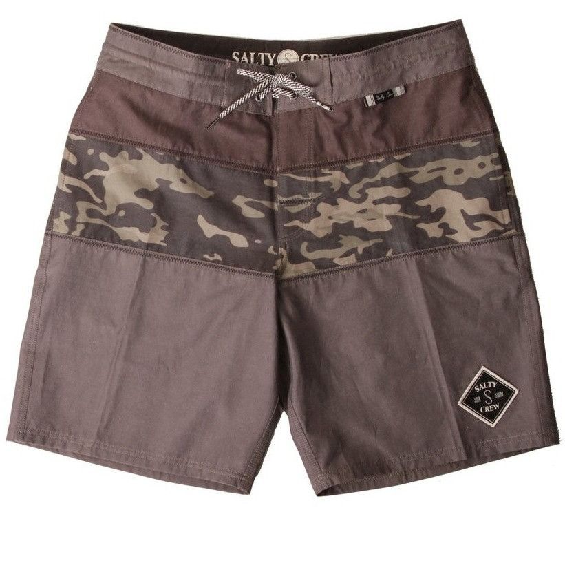35a33208c3 Salty Crew Men's Camo Deck Shorts | Products | Mens boardshorts ...