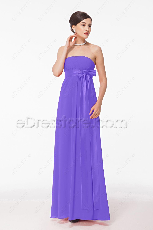 Encantador Vestido De La Dama De Honor Embarazada Motivo - Vestido ...