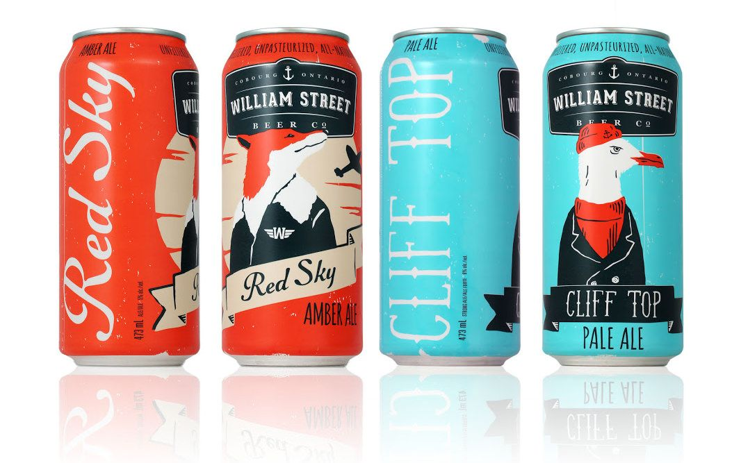 Embalagem: William Street Beer Co.