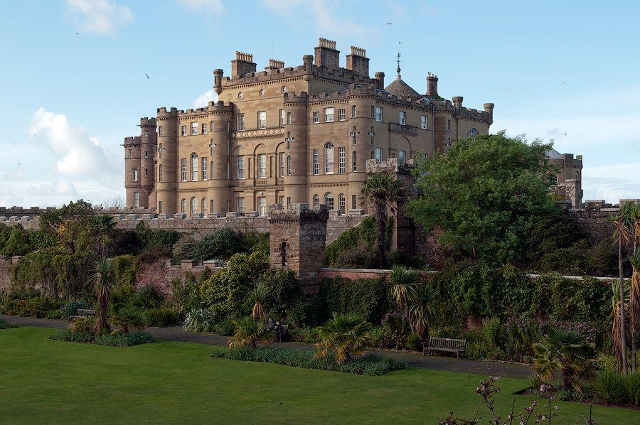 замок Culzean, Шотландия