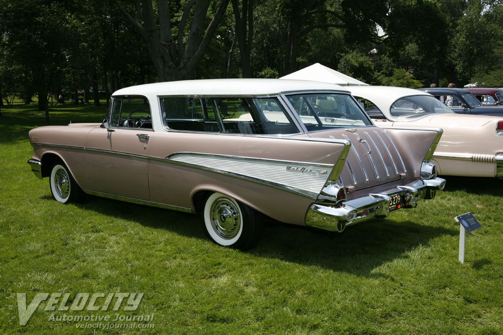 1957 Chevrolet Nomad - Chevrolet Nomad - Wikipedia the free ...
