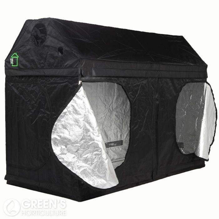 The Roof Qube grow tent is an amazing new grow tent specifically designed for attics and under stair grow areas with slanted roofs. These tents make the ...  sc 1 st  Pinterest & The Roof-Qube is unique among grow tents in that it is designed ...
