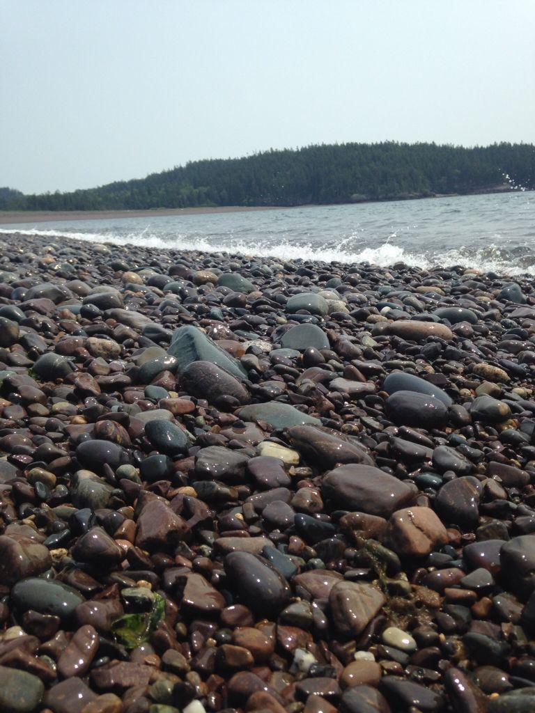 Jasper Beach Machiasport Maine
