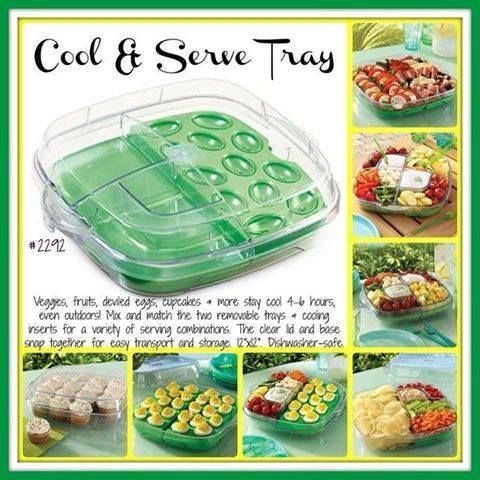 Cool Serve Pampered Chef Recipes Pampered Chef Food