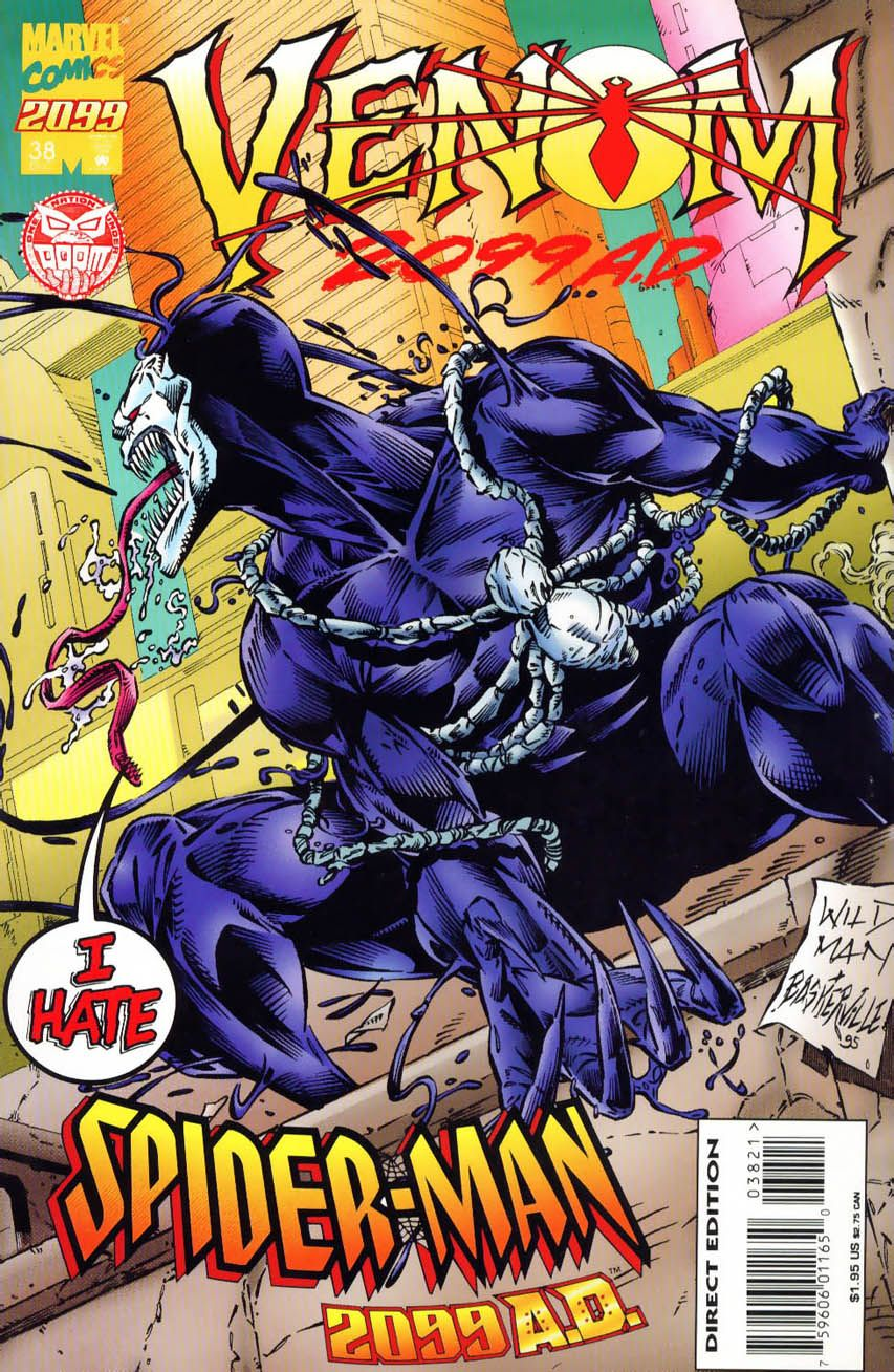 marvel comics 2099