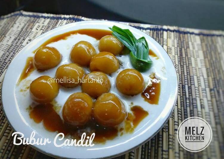 Resep Bubur Candil Oleh Melz Kitchen Resep Makanan Dan Minuman Resep Makanan