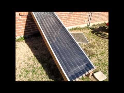 Complete Steps For Building A Solar Thermal Soda Beer Can Heater