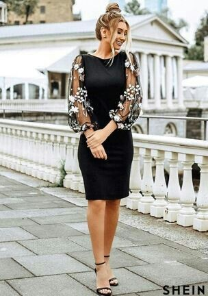 Pin By Dhoty Masopha On فساتين كيوت Evening Wear Dresses Fashion Outfits Girls Casual Dresses