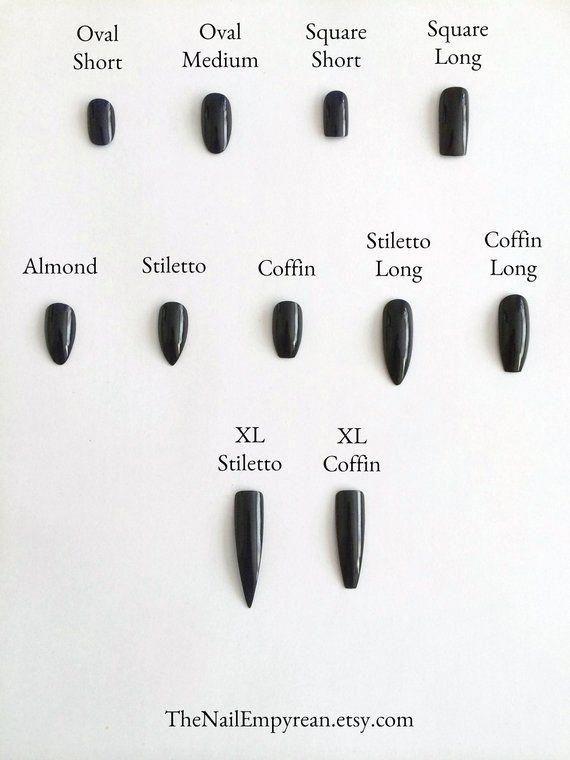Appuyez sur les ongles presse sur les clous de cercueil #nailscoffin