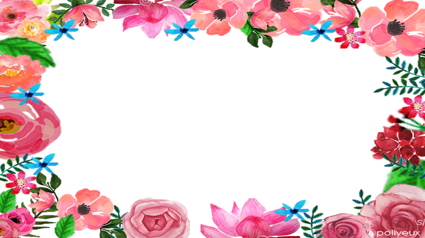 Pink floral flower border frame slideshow presentation pink floral flower border frame slideshow presentation mightylinksfo Choice Image