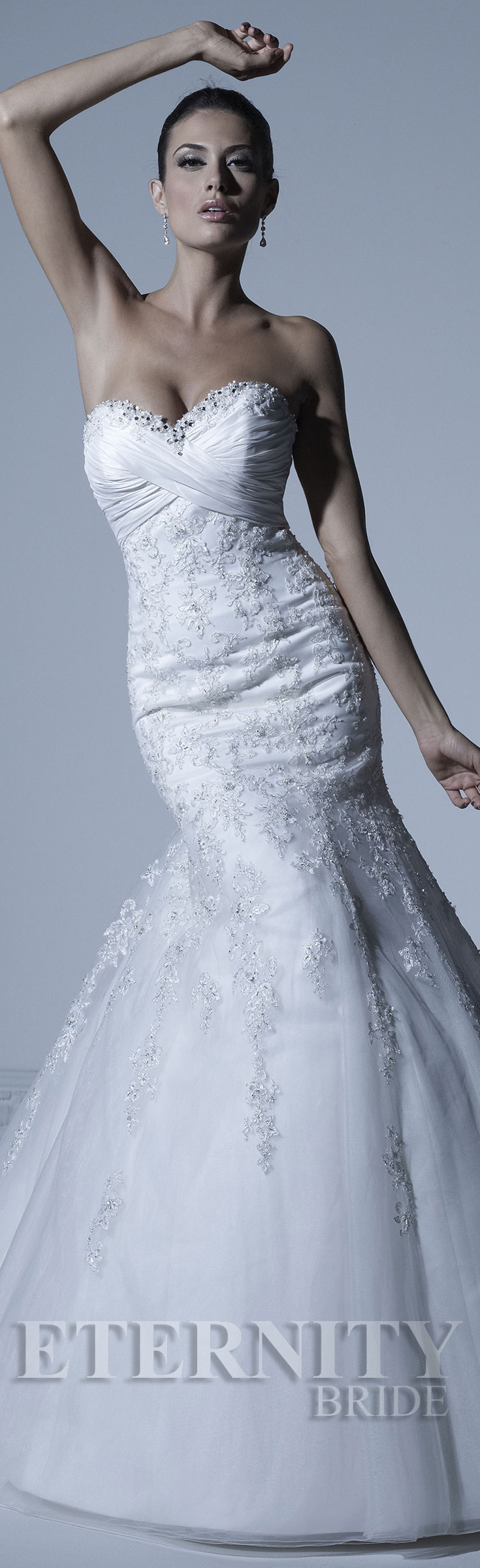 D5132 wedding dress from Eternity Bride. View more of our beautiful wedding dresses at www.eternitybridal.com
