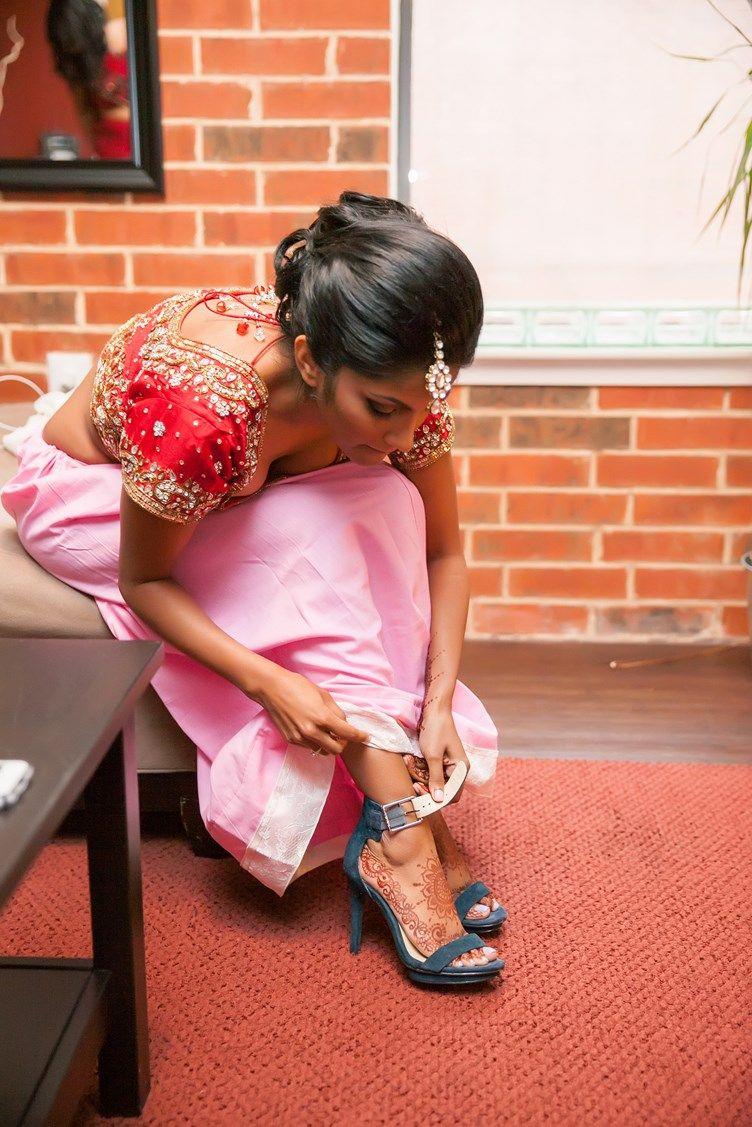 Meera & AJ\'s Intimate Cross-Cultural Wedding {Dallas, TX}