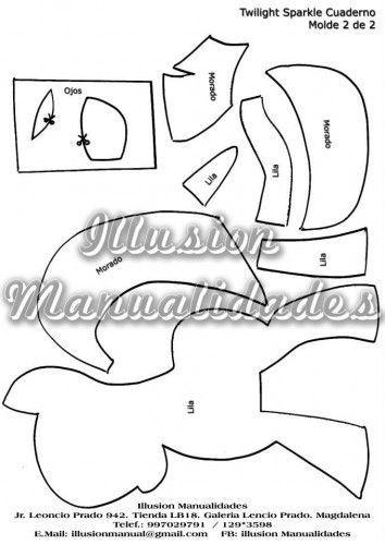 Image result for molde para piñata mi pequeño pony   Birhday idea ...