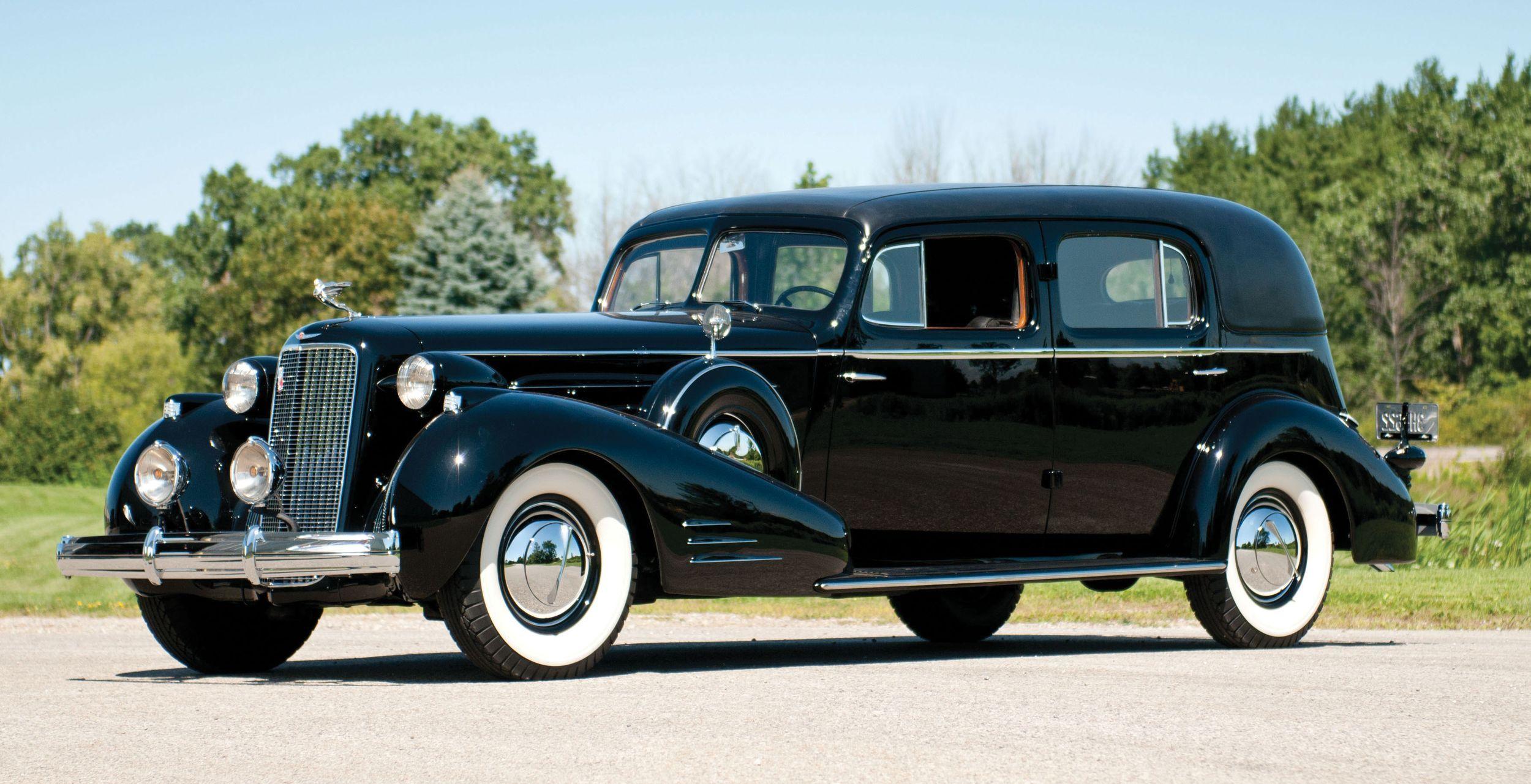 Mgm Studios Owned 1937 Cadillac V 16 Custom Imperial Cabri