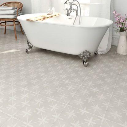 Laura Ashley Heritage Wicker Dove Grey Matt Tile 331mm X 331mm Downstairs Wc Laura Ashley Bathroom Tiles Laura Ashley Floor Tiles Laura Ashley Bathroom