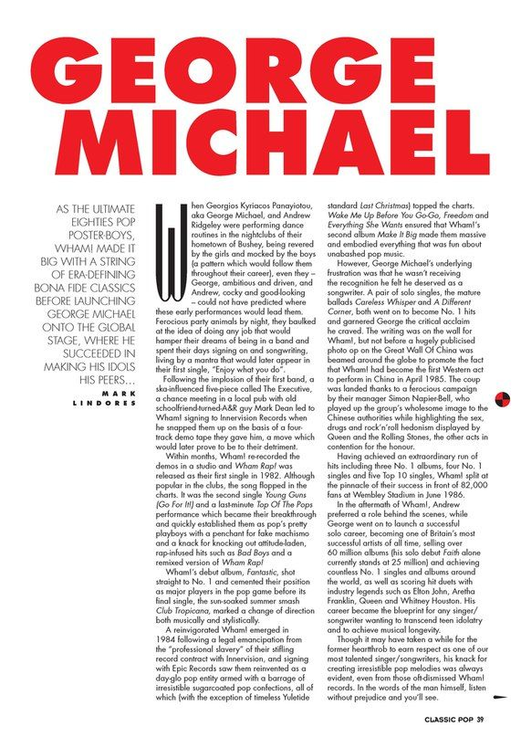 Всё о Джордже Майкле All About Michael's photos
