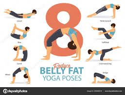 pin on yoga poses for beginners to loose weight burn fat