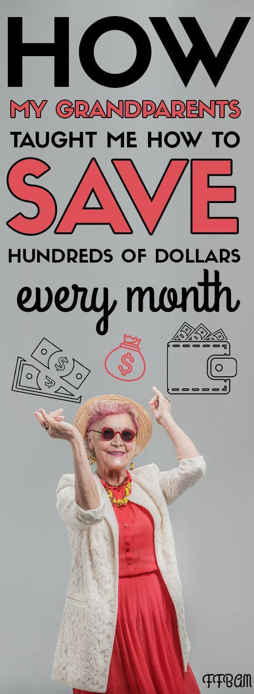 20 Old Fashioned Ways To Save Money That'll Help You Save A Ton of Cash - Forever Free By Any Means #savingmoney