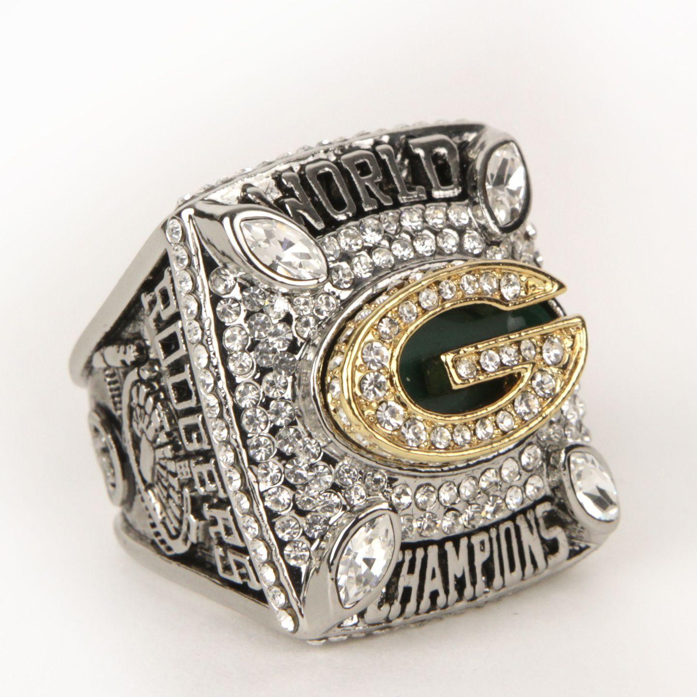Super Bowl Xlv Green Bay Packers Superbowl Xlv Super Bowl Rings Super Bowl