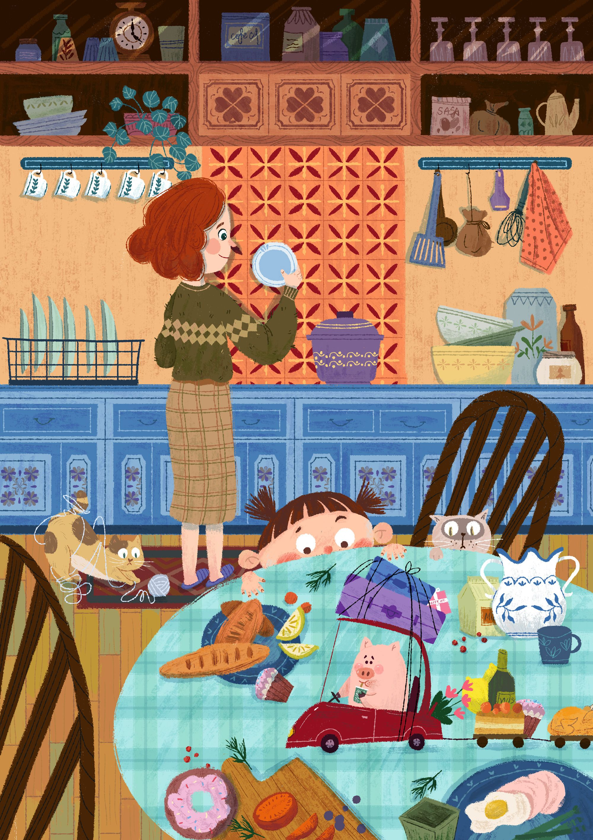 Pin By Andressa Chaves On Ilustracoes In 2020 Book Illustration Art Character Illustration Childrens Books Illustrations