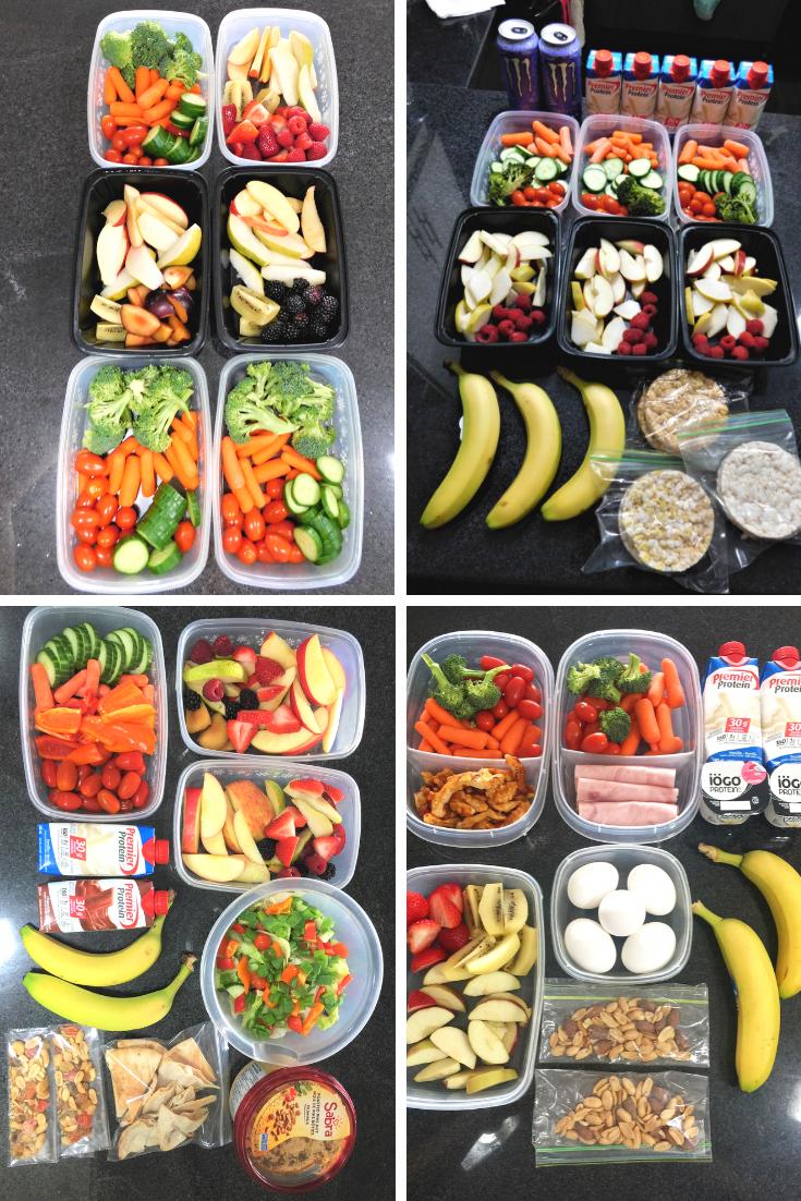 Idee per la preparazione dei pasti per dimagrire