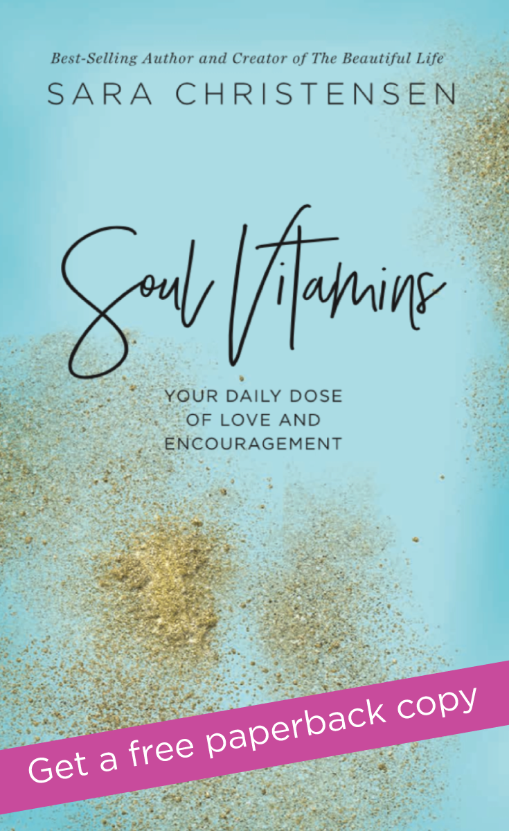 FREE PAPERBACK BOOK: Soul Vitamins, Your Daily Dose of Love