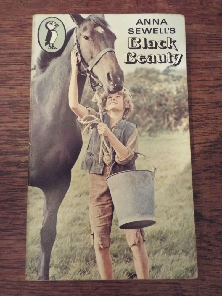 Vintage 1970's PUFFIN BOOK Black Beauty by Anna Sewells in Books, Comics & Magazines, Antiquarian & Collectable | eBay!