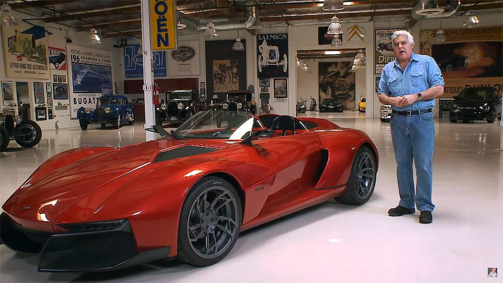 Ferris Rezvani Stops By The Garage To Show Jay The Rezvani Beast