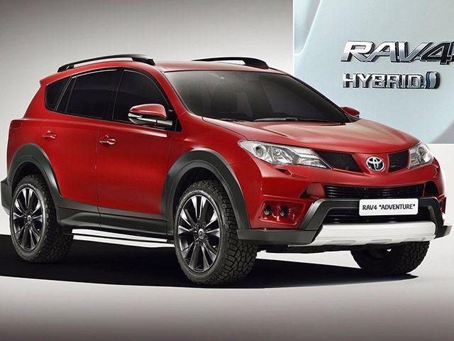 Toyota Rav4 2016 Edition