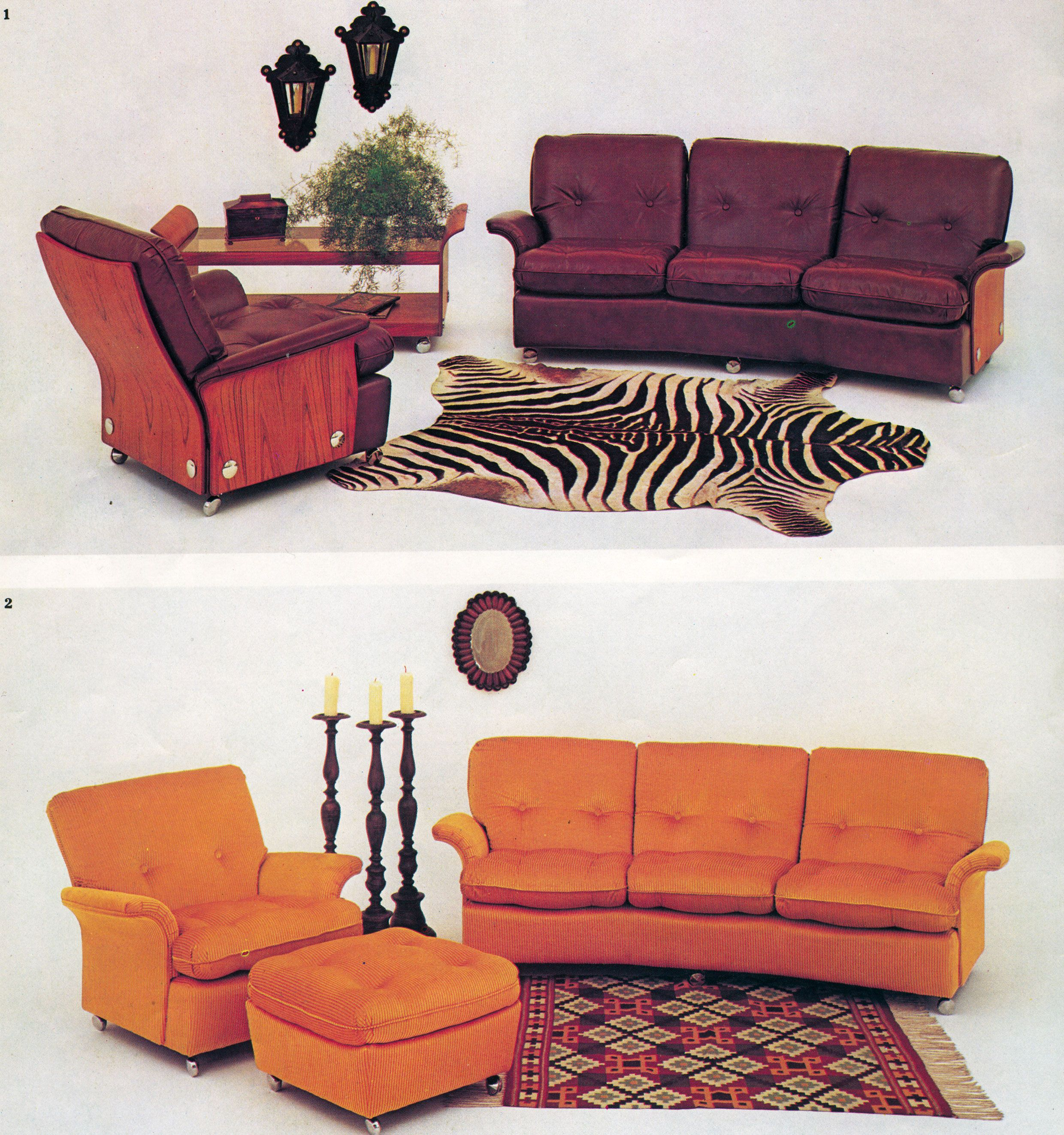 Original G Plan Designs From The Mid Century The Tulip Was Designed Right At The End Of The 60s Retro Room Furniture Iconic Furniture