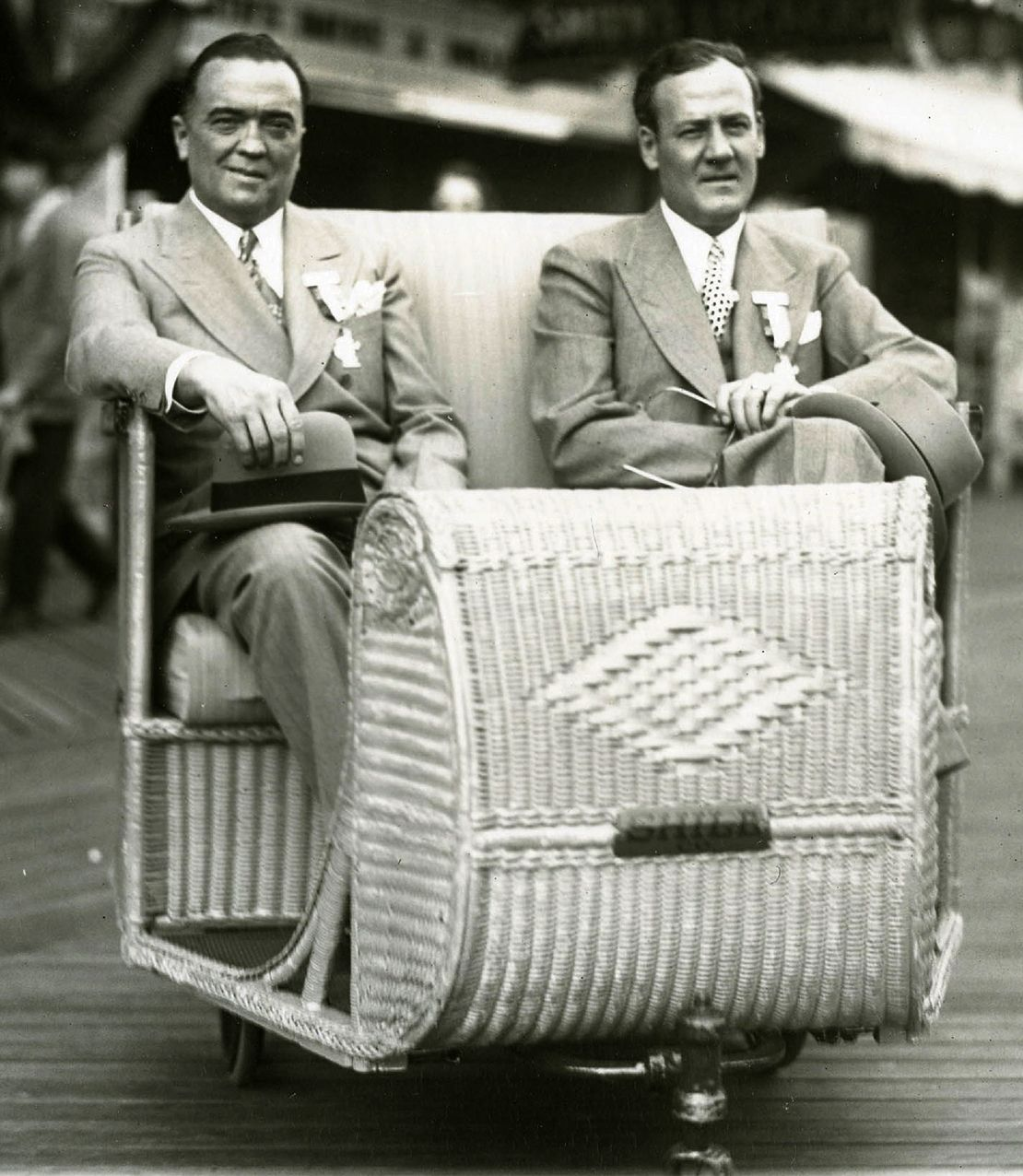 edgar hoover and clyde tolson relationship
