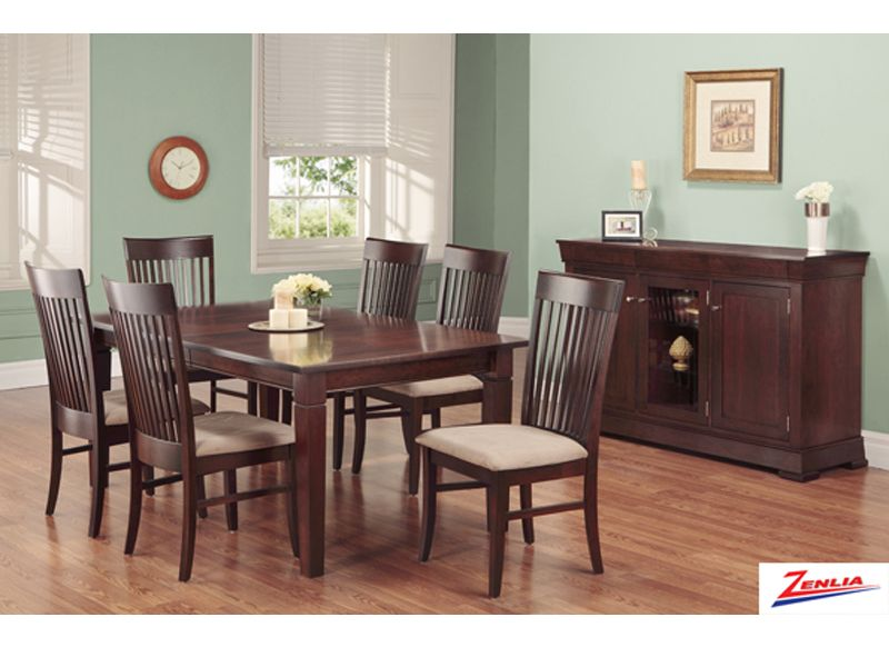 Kens Four Legged Dining Table Dining Tables Dining Room