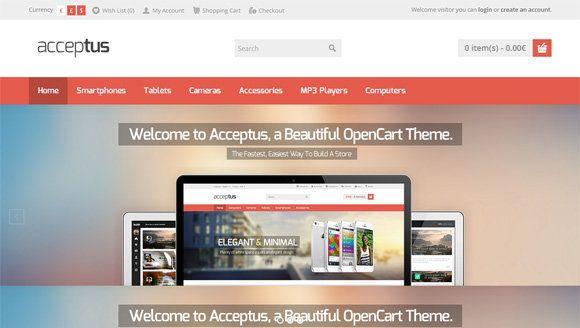 Best opencart themes   Free Opencart Themes - Free