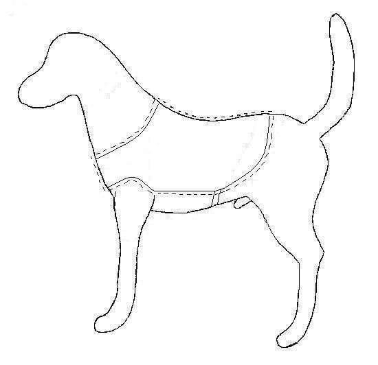 Free Printable Sewing Patterns Dog Instructions For