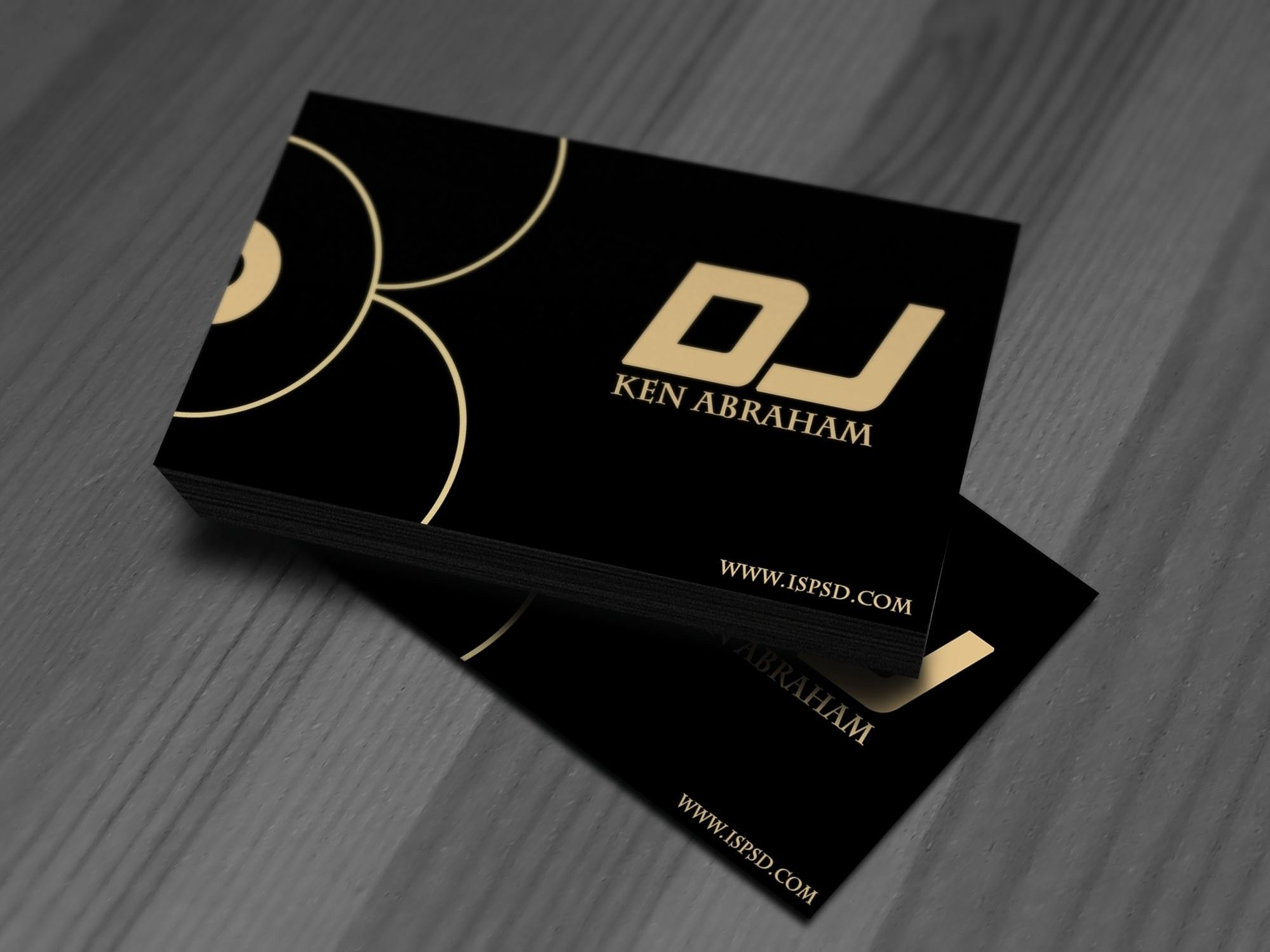 Dj Business Card Template from i.pinimg.com