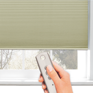 Bali Motorized Window Treatments With Programmable Timer