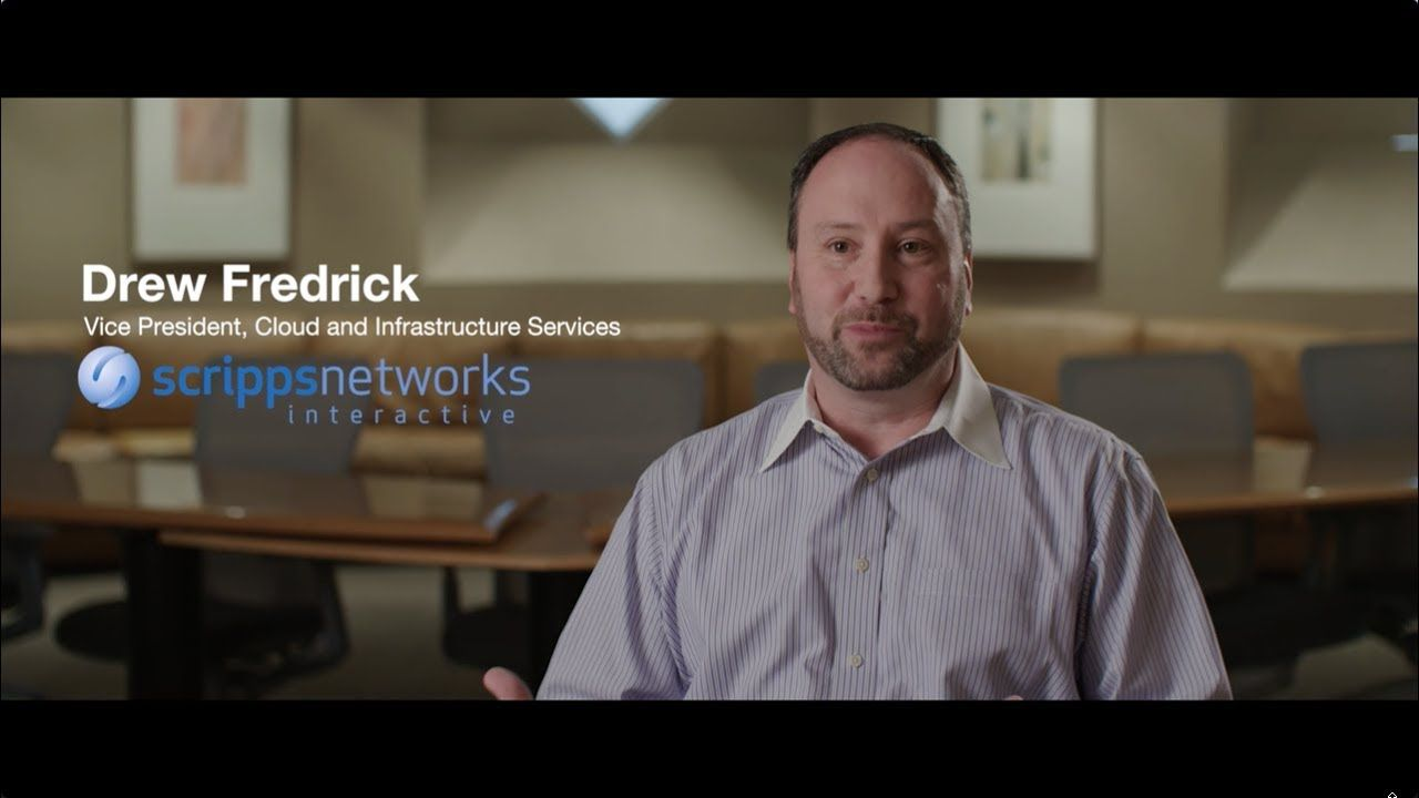Scripps network interactive uses vmware cloud on aws to