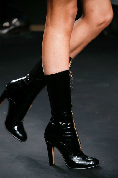 Schuhtrends Herbstwinter 201819 Boots Valentino Shoes Fall 2015