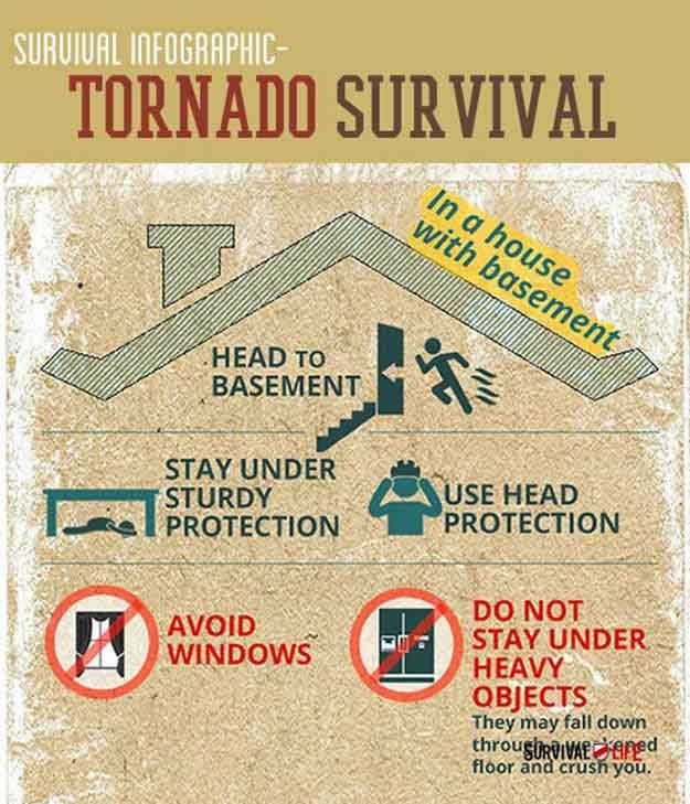 Disaster Survival Skills: Staying Grounded With The Facts