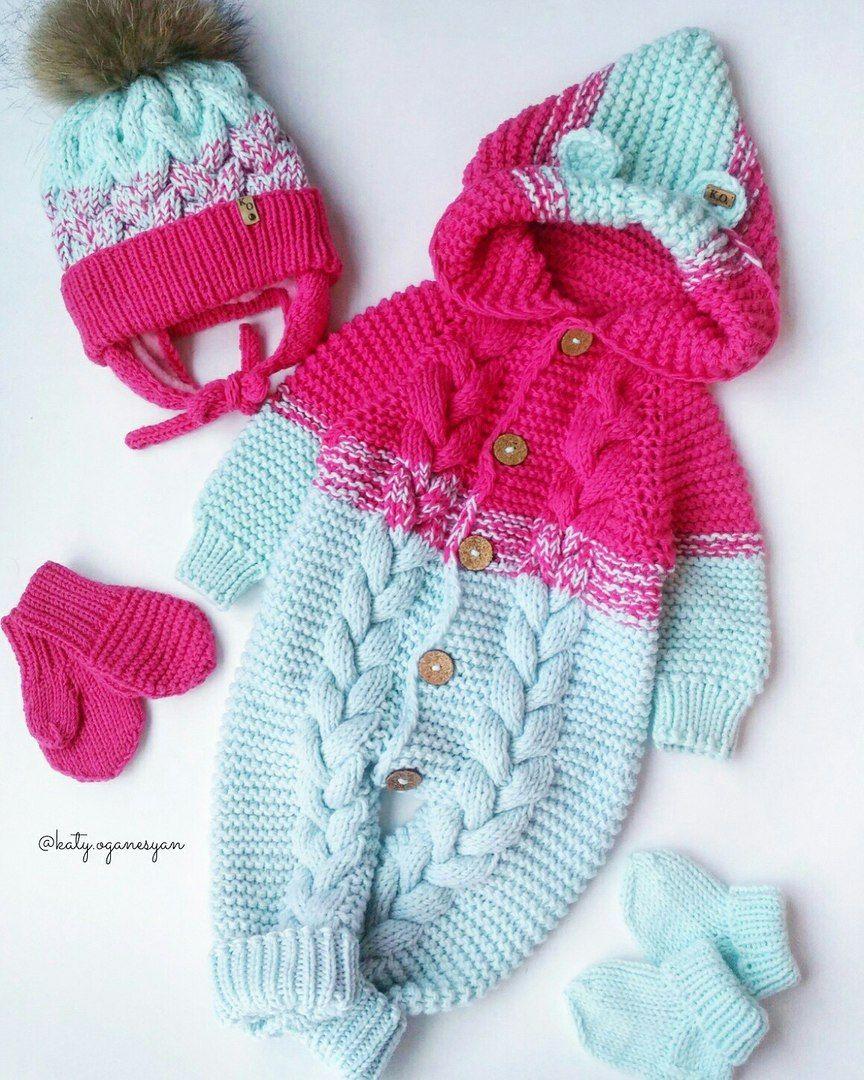вязание дети Dětské Oblečení Miminka вязание для ребенка