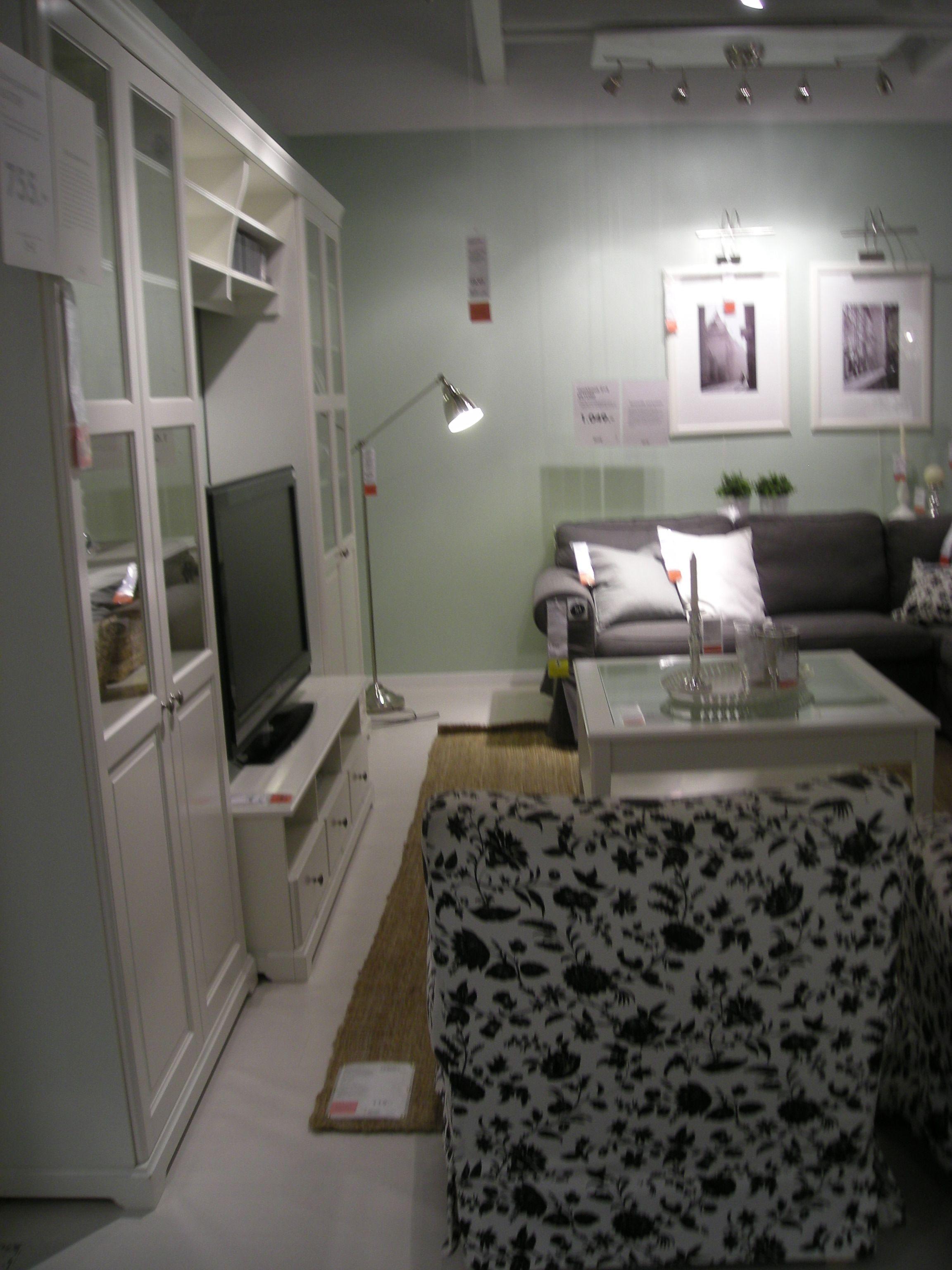 Woonkamer decoratie ikea: open planken in de keuken kitchen.