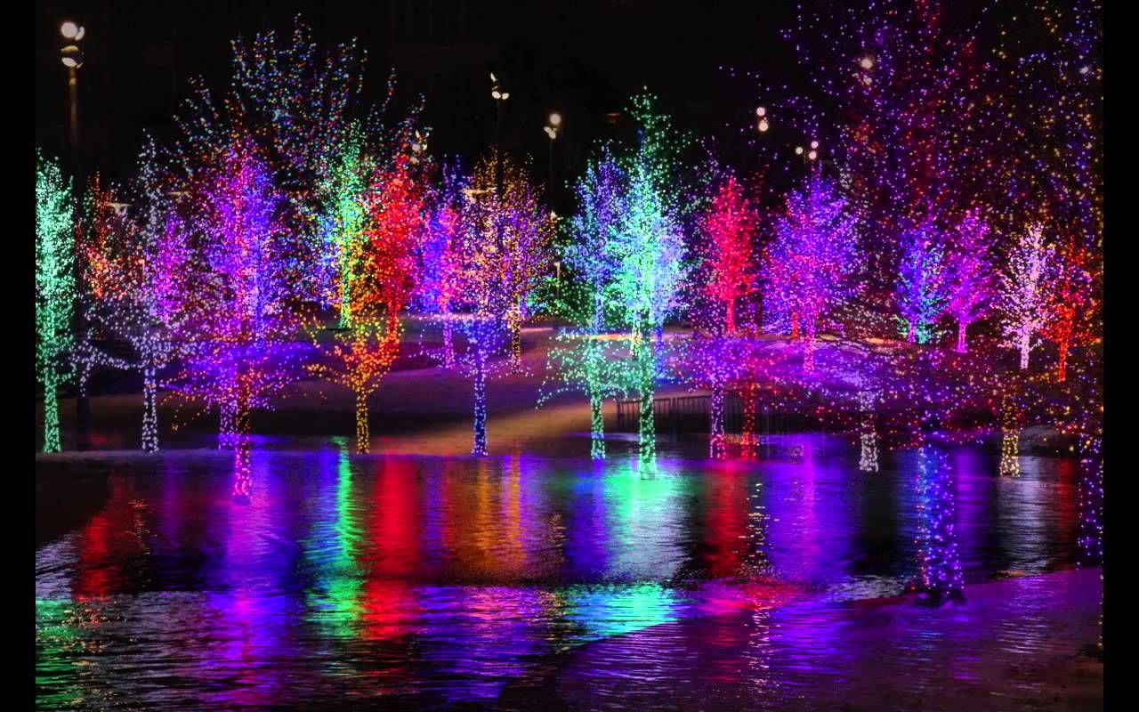 Addison Vitruvian Lights Christmas North Texas Pinterest
