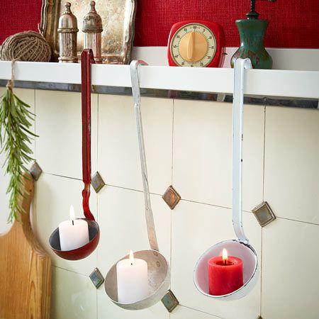 Küchendeko - die schönsten DIY-Ideen | Balcony | kreative Ideen ...