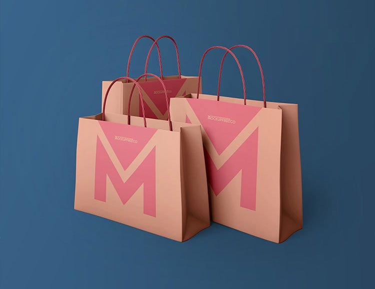 Download Best Free Mockup Psd Templates Mockuptree Bag Mockup Free Mockup Free Packaging Mockup