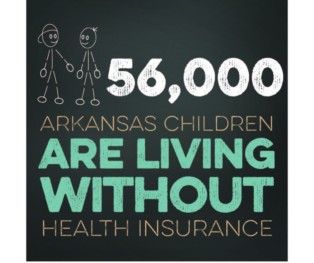 56000 children in Arkansas are living without health ...
