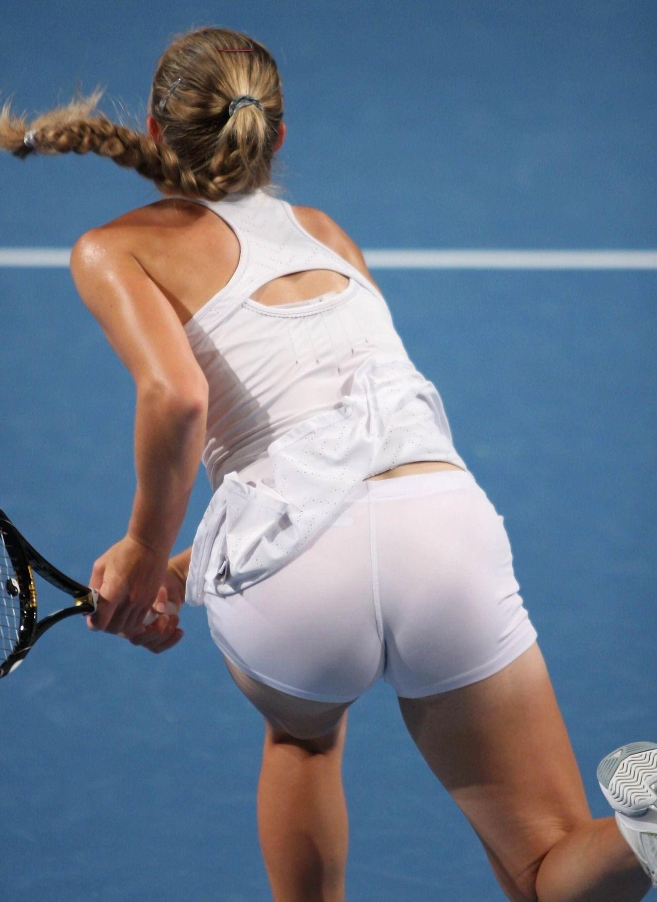 Female Athlete Babes: Anna Chakvetadze Has the Hot