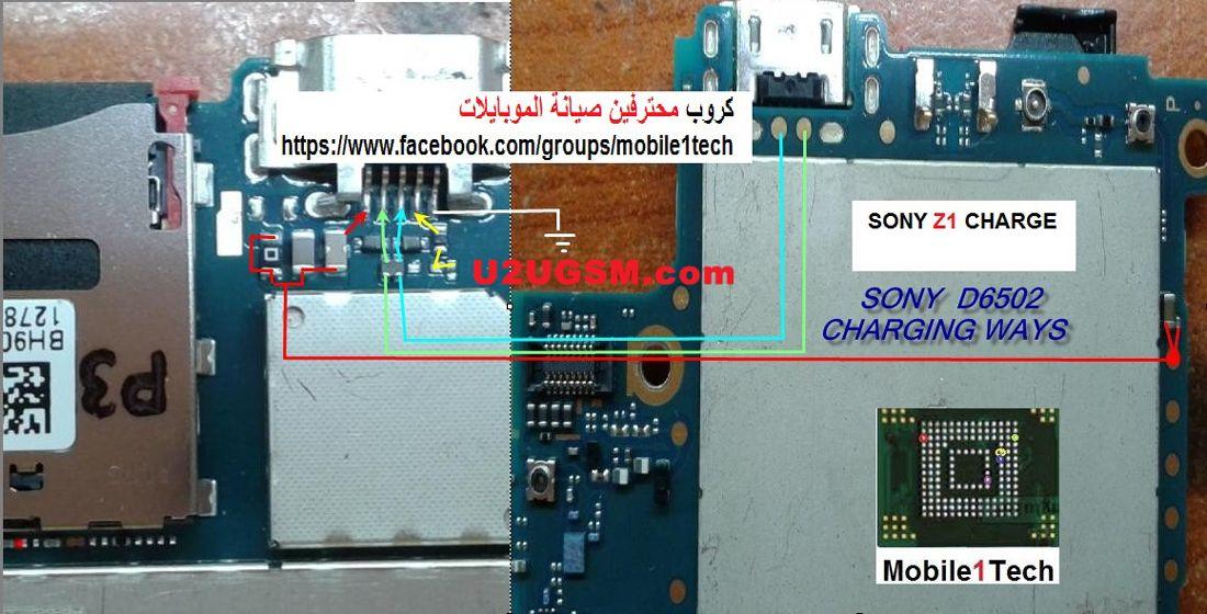 Schematic Diagram Sony Z1: Xperia z schematic diagram