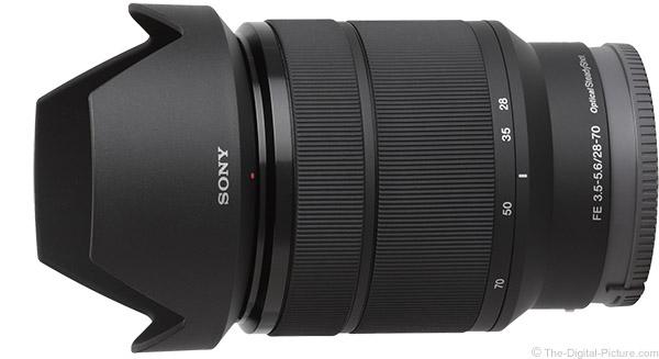 Sony Fe 28 70mm F 3 5 5 6 Oss Lens Review Sony Sony Lenses Oss