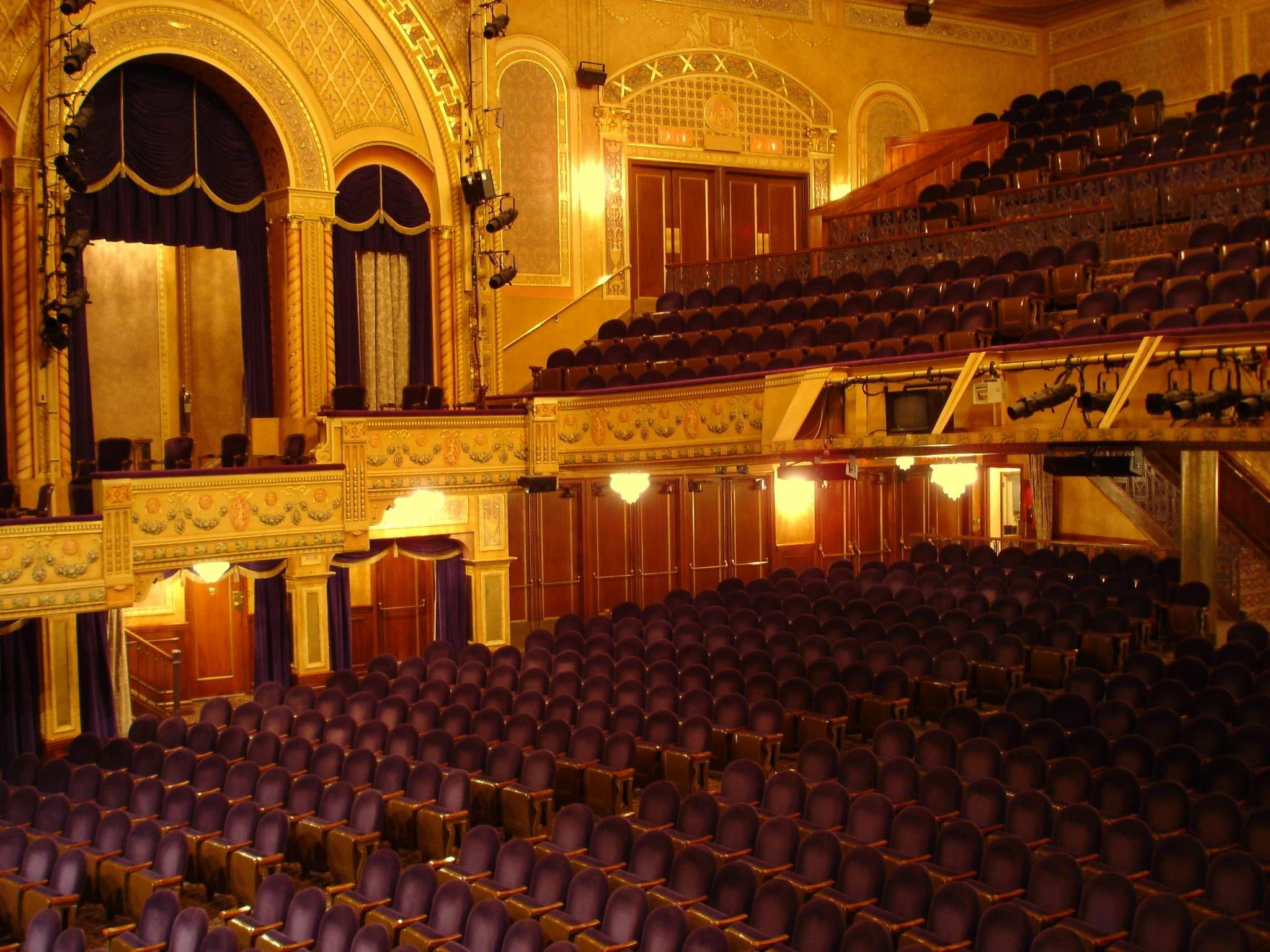 The Eugene O\'Neil Theatre Where I saw \