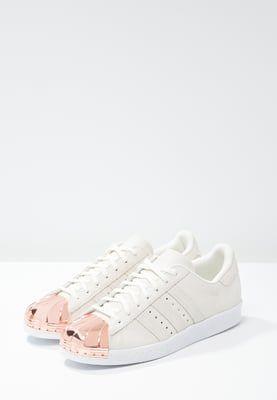 adidas sneakers dames wit zalando